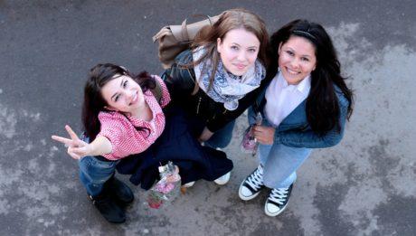 approvazione esperienze all'estero - ragazze