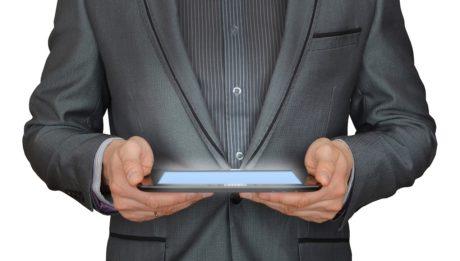 Sperimentazione di Piaac online - uomo d'affari