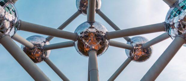 Accrescimento delle Competenze. Foto dell'Atomium di Bruxelles, città dove si è tenuto il forum.