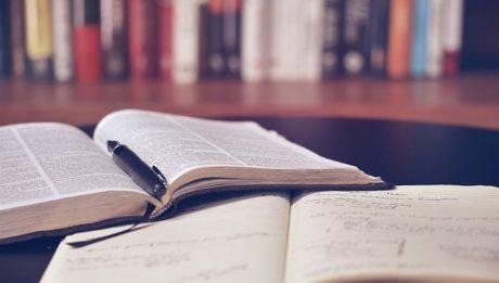 rapporto ocse istruzione italiana. Immagine con libro aperto